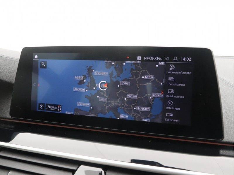 BMW 5 Serie Sedan 540i High Executive M-Sport Automaat afbeelding 20