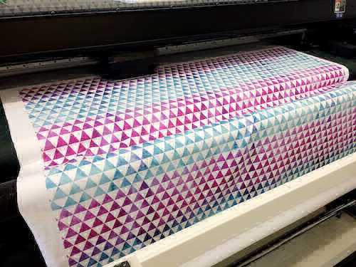 Spauda ant tekstilės