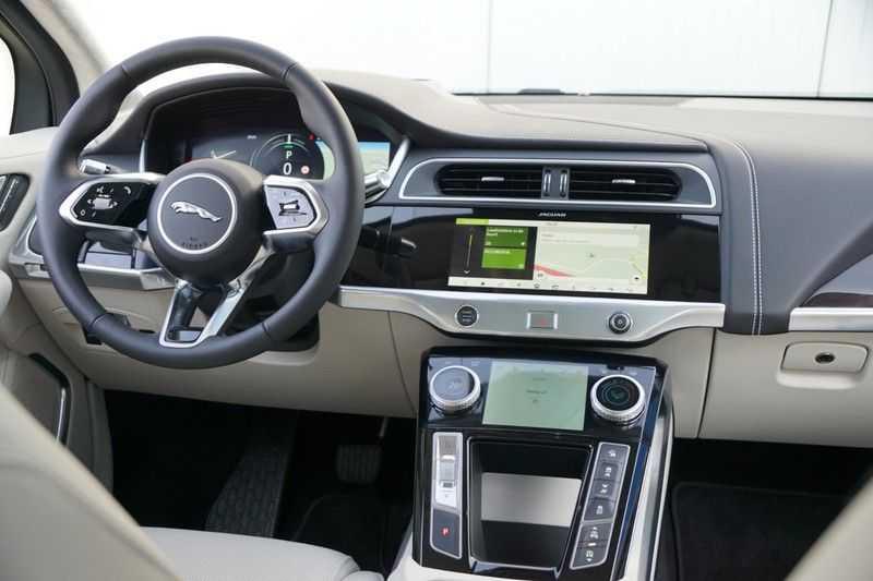 Jaguar I-PACE EV400 First Edition NIEUW uit voorraad leverbaar! / Direct rijden / Full options! afbeelding 17