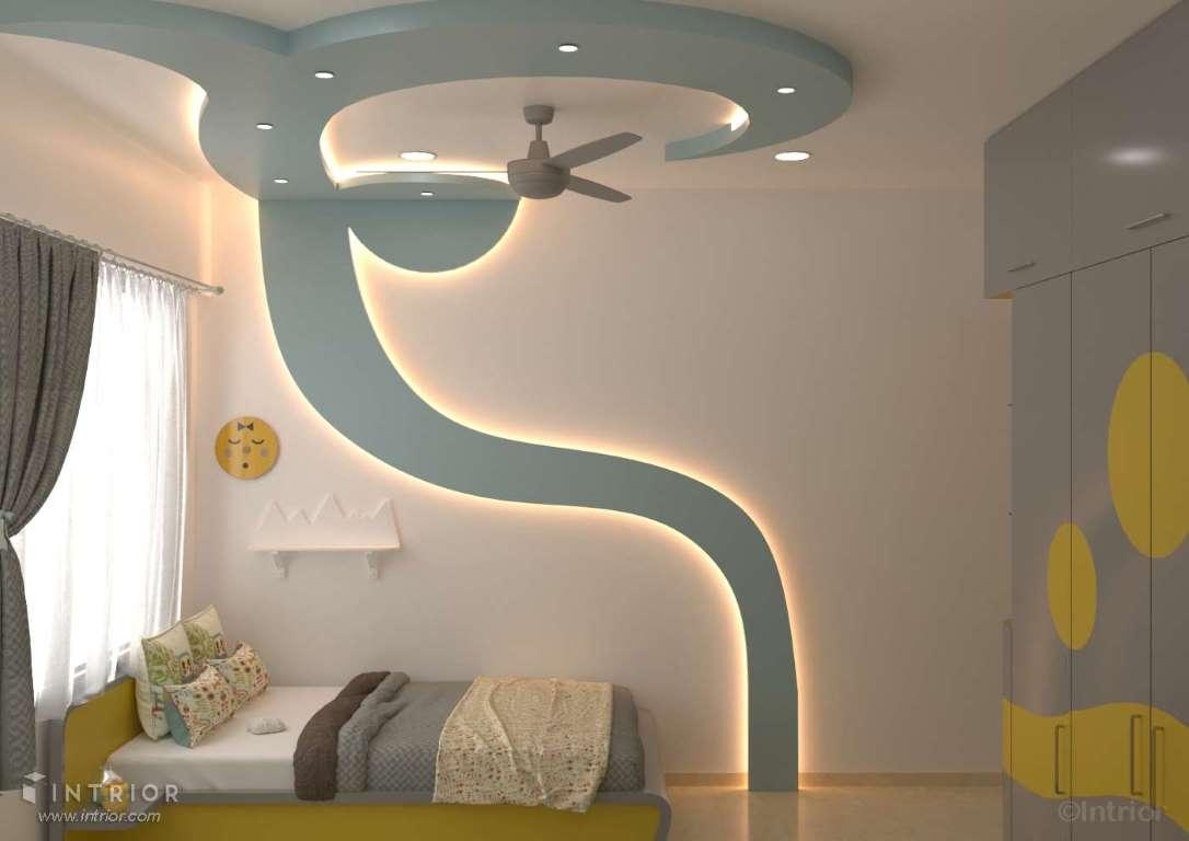 children Bedroom Design False Ceiling Design