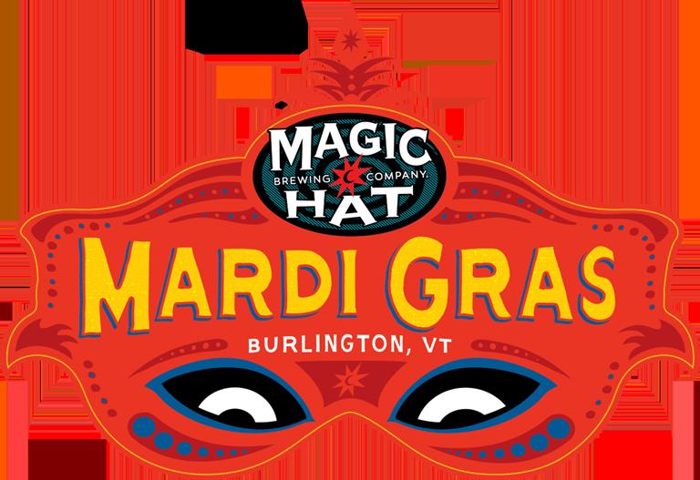 2019 Mardi Gras Logo