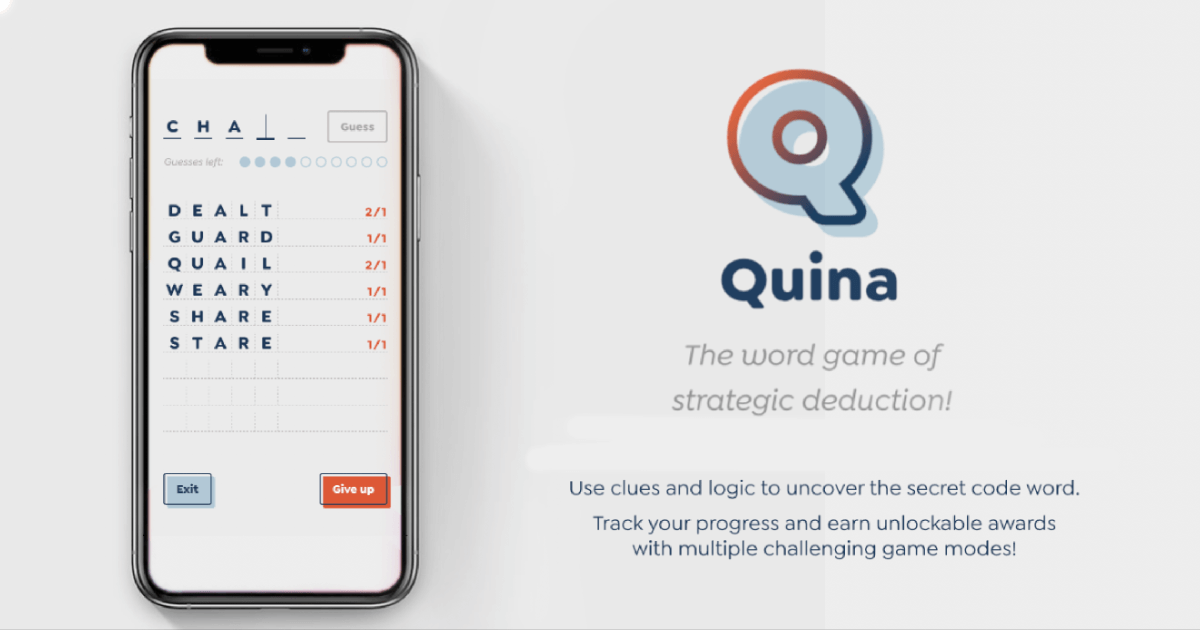 Preview image for Announcing Quina (My First App)!