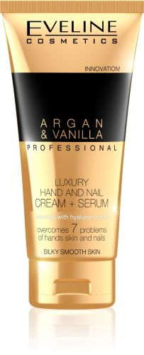 EVELINE Argan&Vanilla kéz-és körömápoló szérum 100 ml