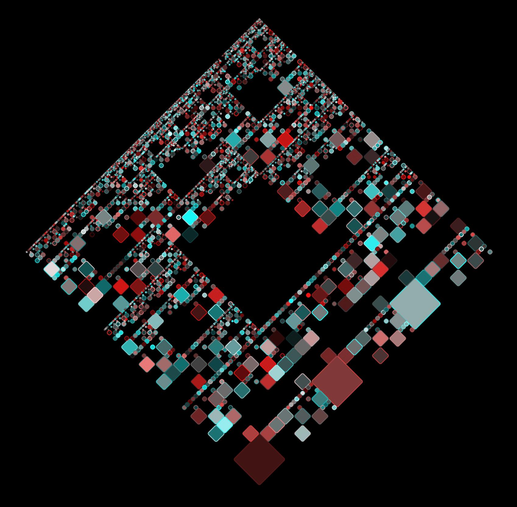 Sierpinski Fractals 1