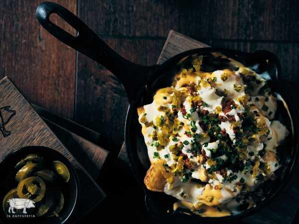Imagen de Chili Cheese Fries