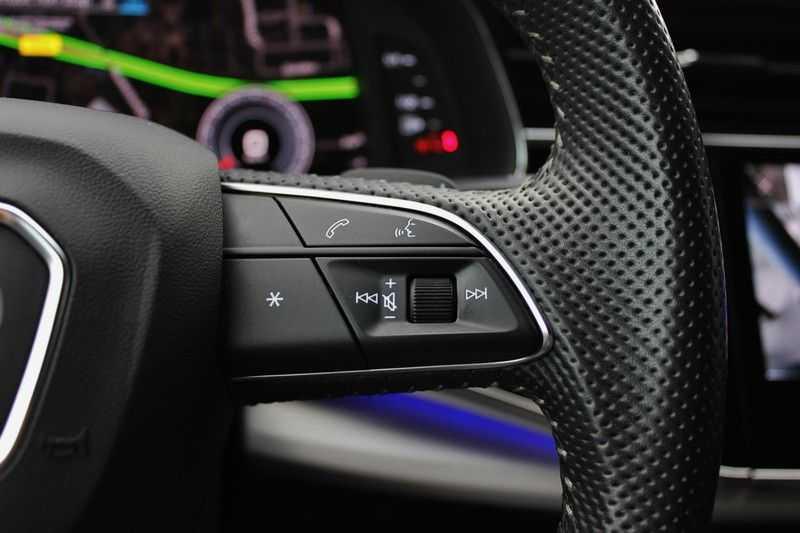 Audi Q8 50 TDI Quattro 3x S-Line 3.0 V6 286pk **HUD/Luchtvering/ACC/Elek.Trekhaak/B&O/Matrix.LED** afbeelding 24