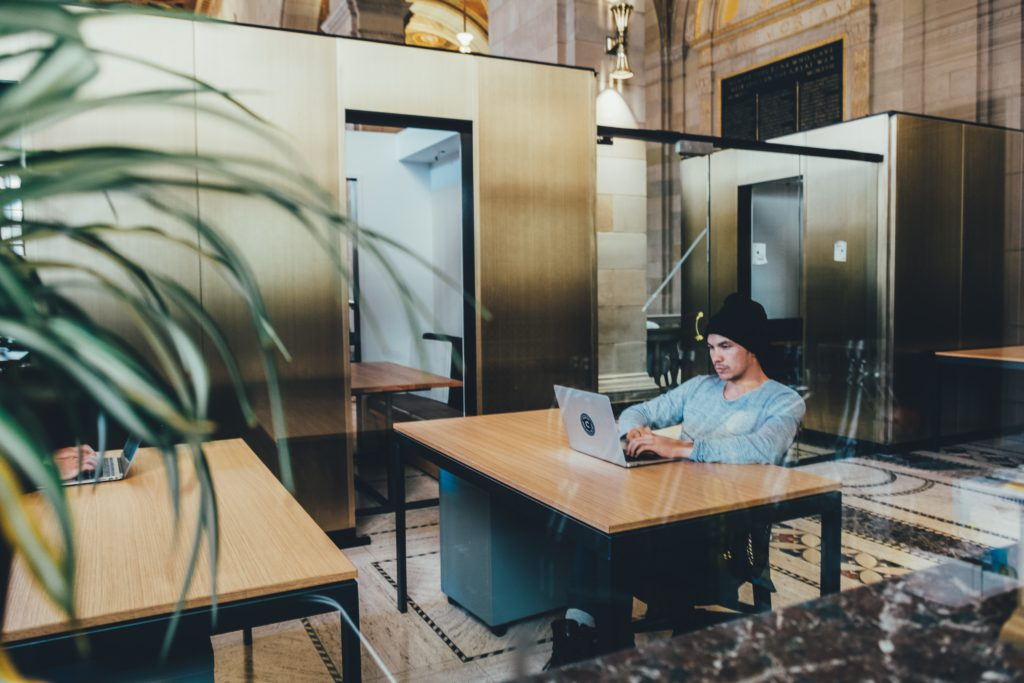 Premium coworking facilities