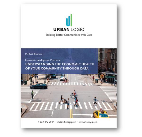 Economic Development Product Brochure