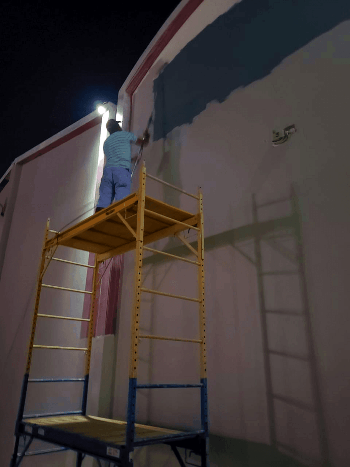Perfect Calculation Painting - Commercial Painting