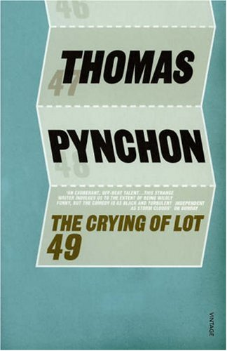 Crying lot 49 cover