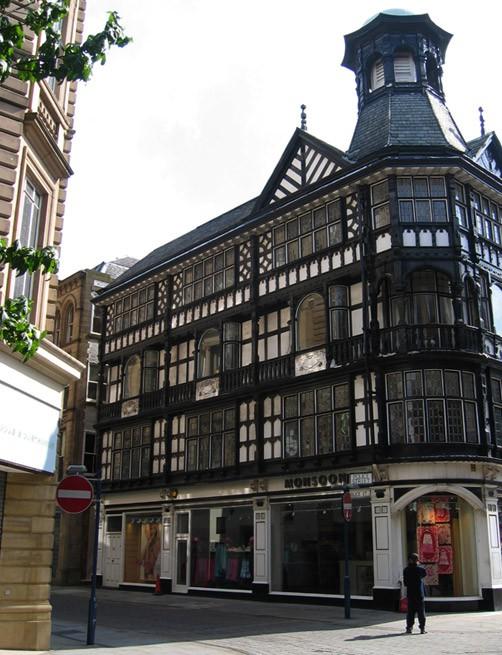 15-17 King Street : Manchester