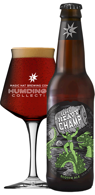 Wee Heavy Champ Bottle & Pint