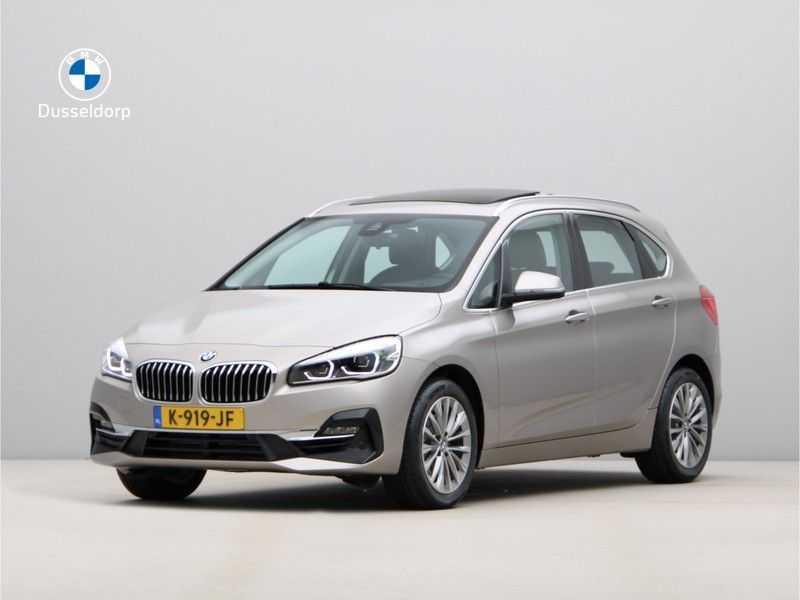 BMW 2 Serie Active Tourer 218i High Executive Luxury Line Panoramadak afbeelding 1