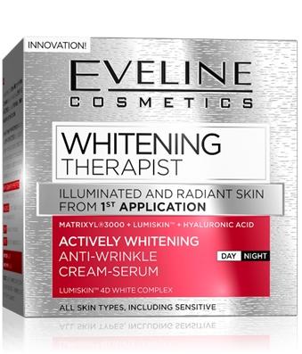 EVELINE WHITENING THERAPIST aktív bőrfehérítő és ránctalanító | Eveline Cosmetics