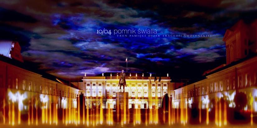 Pomnik katastrofy smoleńskiej staje sięsymbolem państwa z kartonu i wojny polsko-polskiej.