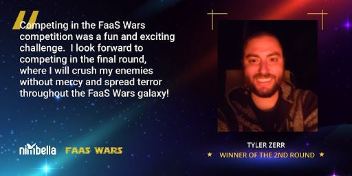 FAAS WARS winner of the 2nd round