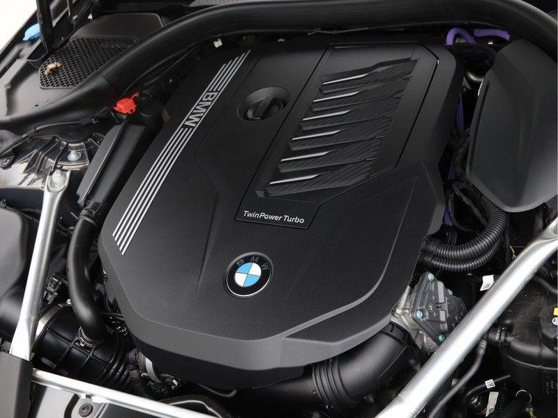 BMW 5 Serie 540i High Exe M-Sport afbeelding 4