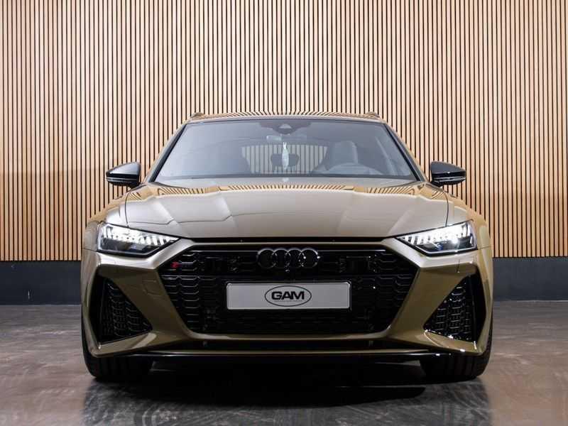 Audi RS6 TFSI quattro afbeelding 10