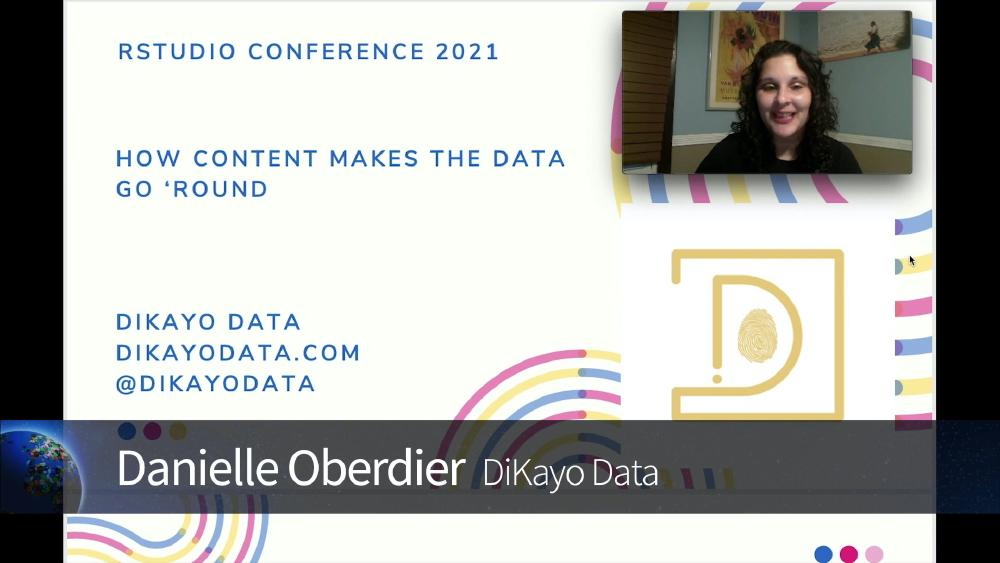 How Content Makes the Data Go 'Round