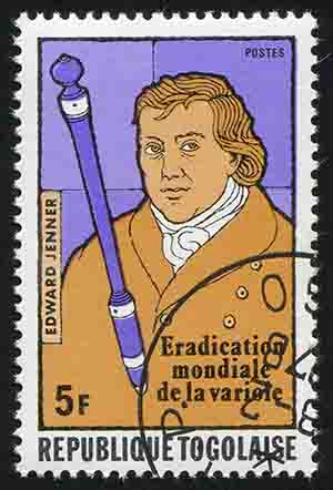 Edward Jenner invented the vaccine