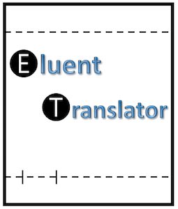 Eluent Strength Translator Logo