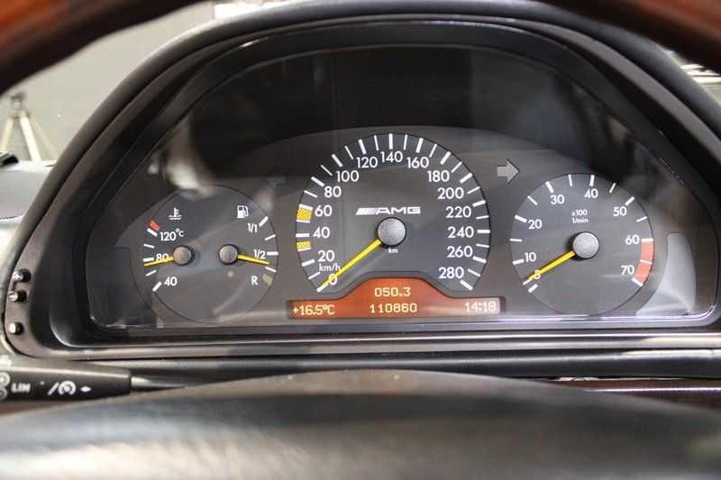 Mercedes-Benz G-Klasse 500 fabrieks 55-uitgev. Youngtimer aut. 7-zits afbeelding 11