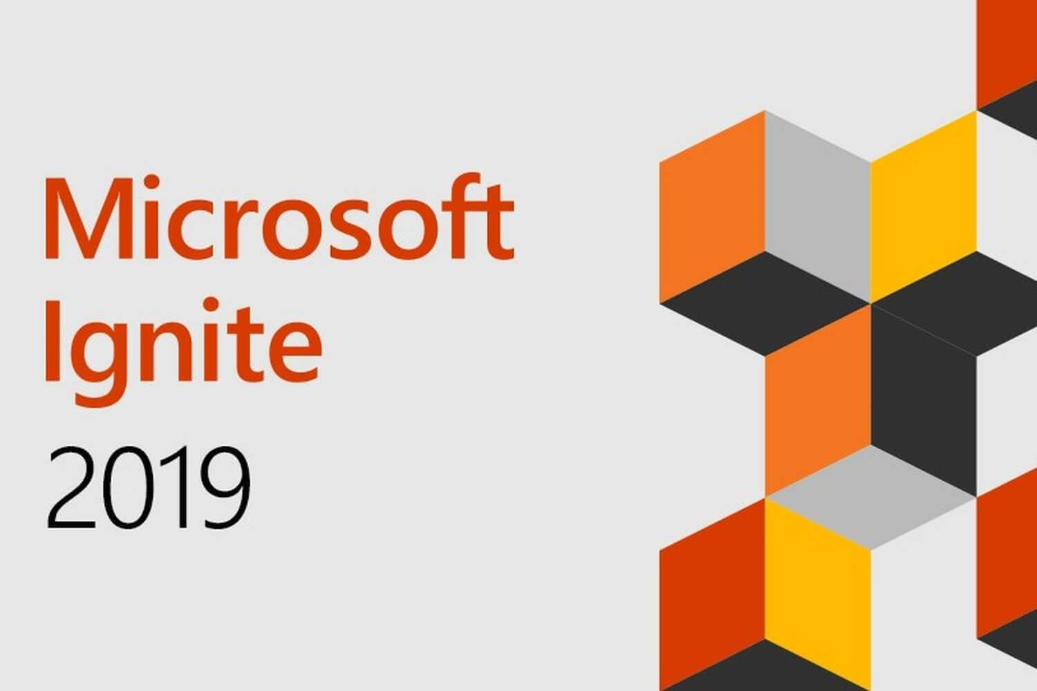 Download all Microsoft Ignite 2019 slide decks and videos with script