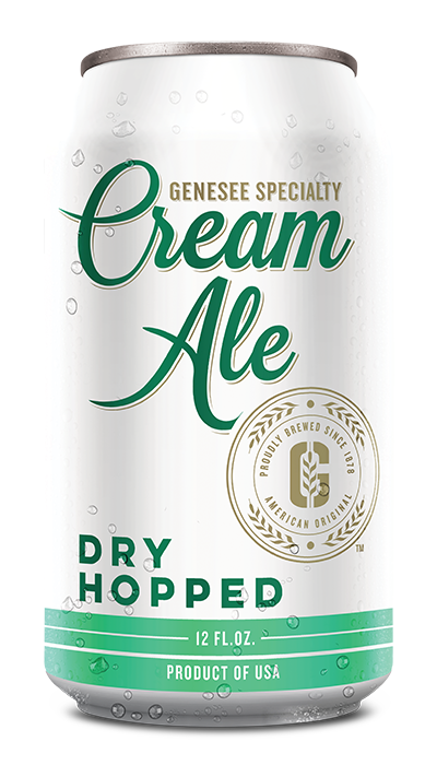 Dry-Hopped Cream Ale can