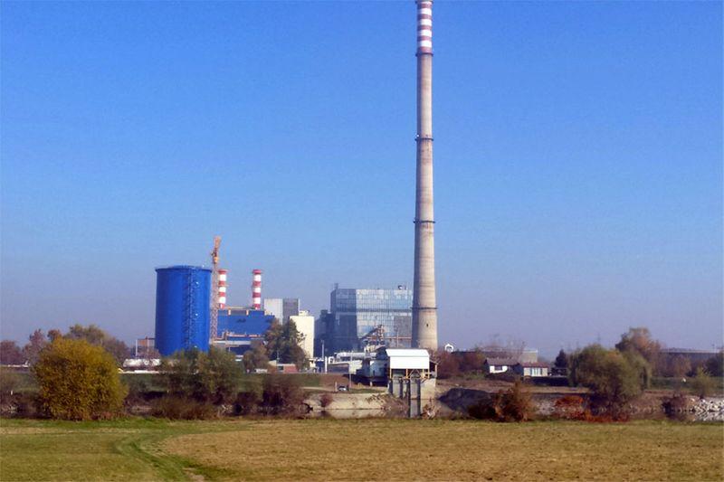 Projekt - Zagreb thermal power plant