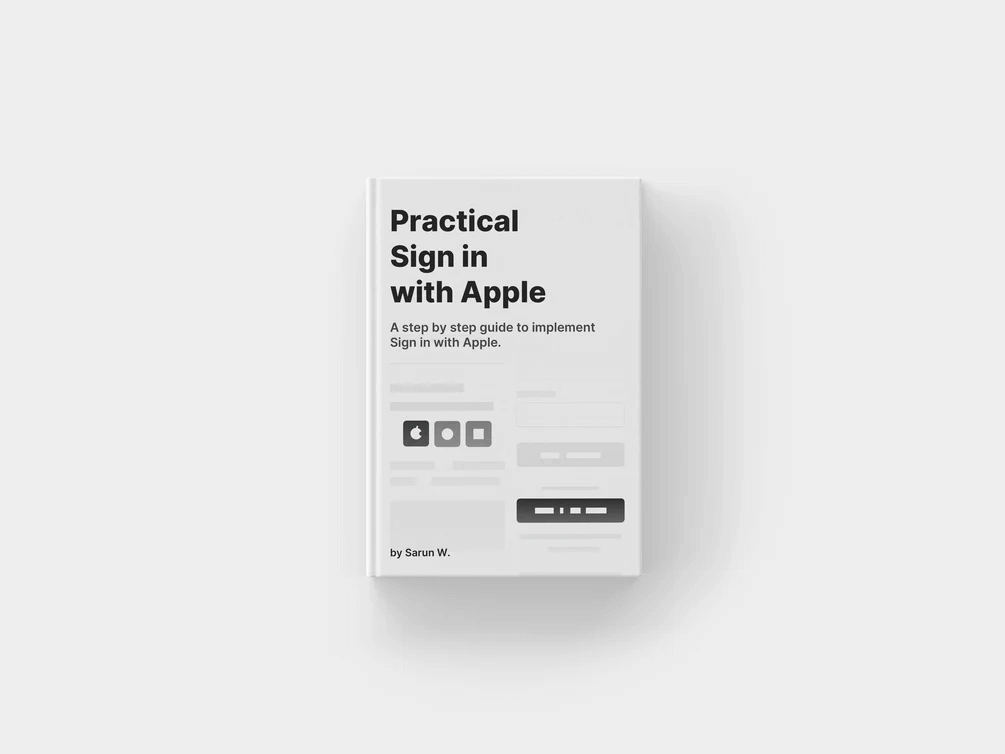 Practical Sign in with Apple