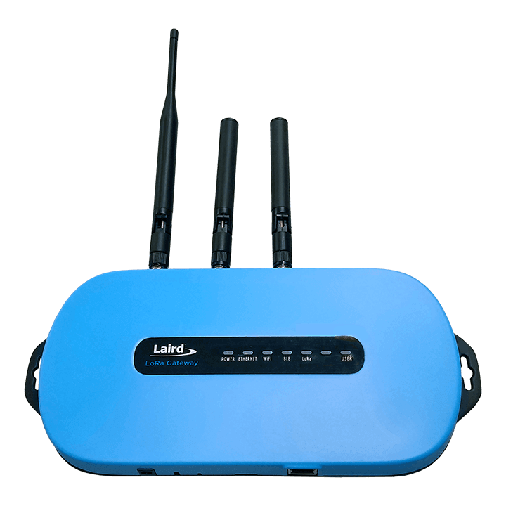 The LoRaWAN Gateway Shoot-out - the Laird RG186