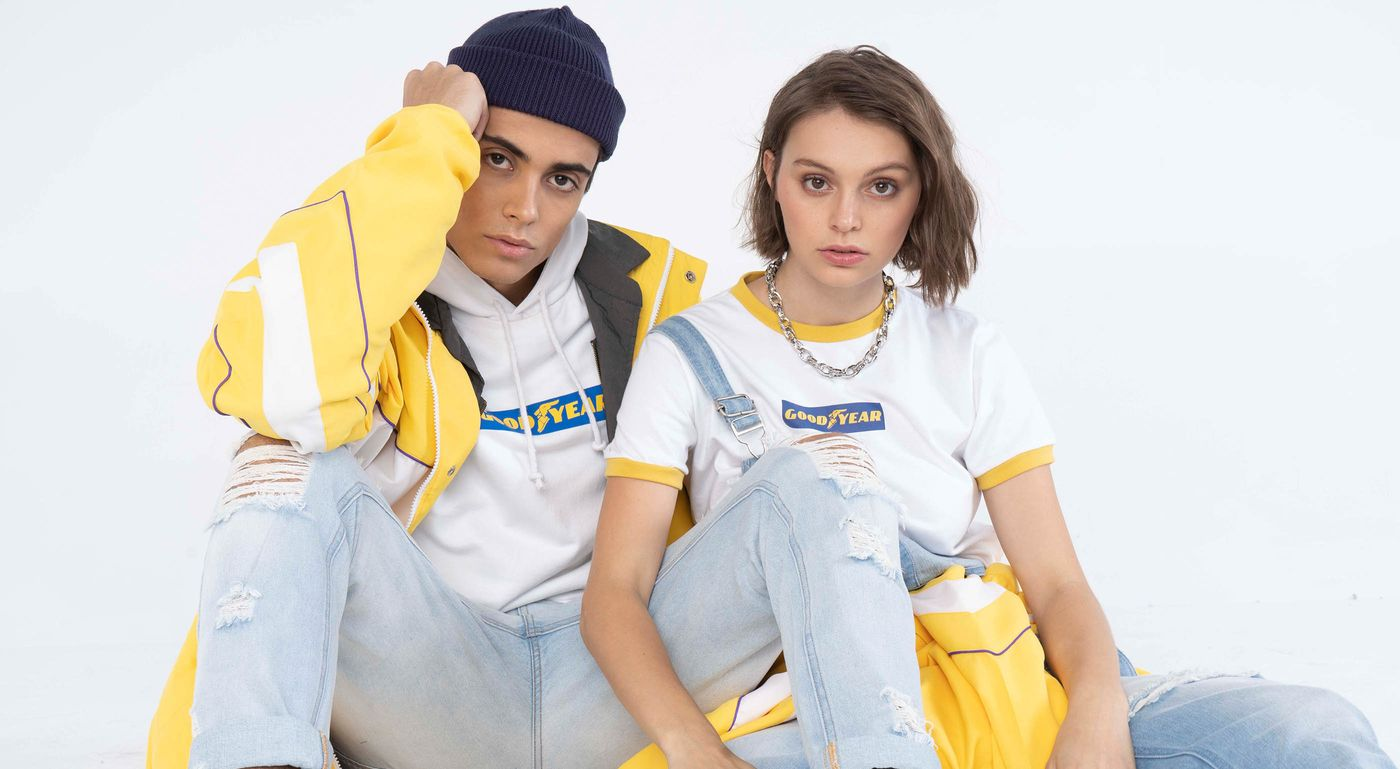 Goodyear Apparel Collection