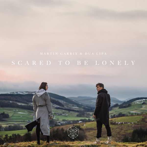 album art for Scared To Be Lonely by Martin Garrix & Dua Lipa