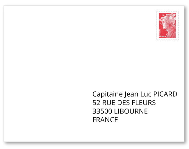 French Postal Codes And The French Address Format