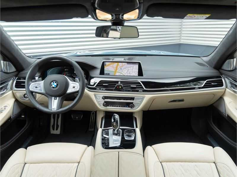 BMW 7 Serie 745Le xDrive Individual ''Maldives Blue'' - Full Option afbeelding 18