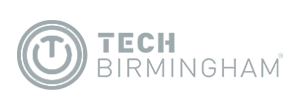 Tech bham logo gray