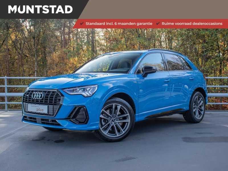 Audi Q3 40 TFSI quattro S Edition | Pano. dak | Stoelverwarming | Adaptive cruise | B&O sound | Trekhaak |