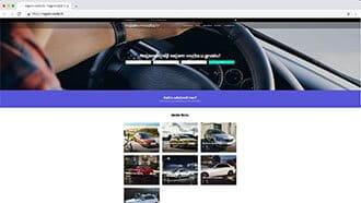 Web Site of najam-vozila.hr