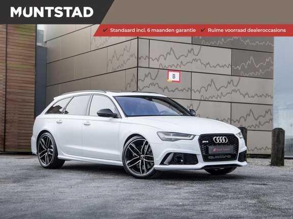 Audi A6 Avant 4.0 TFSI RS 6 quattro