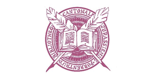 Logo Jura Cantonal Library