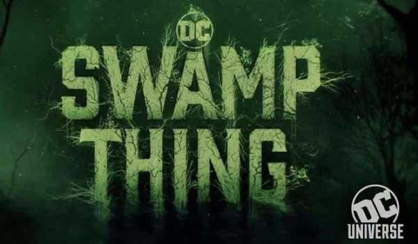 Teaser da série Monstro do Pântano da DC Universe
