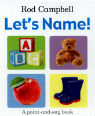 Let's name!: a point-and-say book by Rod Campbell