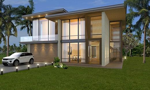 Villa Honolulu detail 01