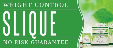 Weight Control Slique No Risk Guarantee