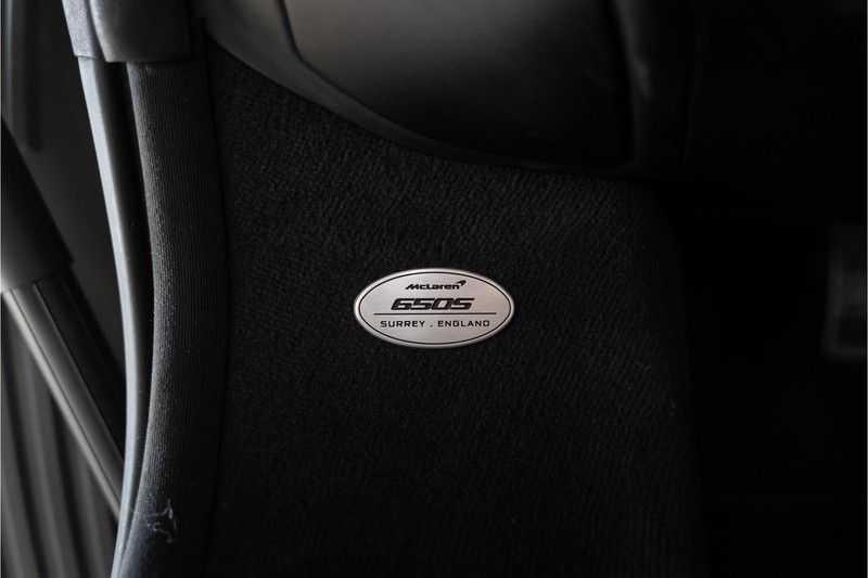 McLaren 650S SPIDER DealerOnd/LIFT/Carbon/XPELL afbeelding 12
