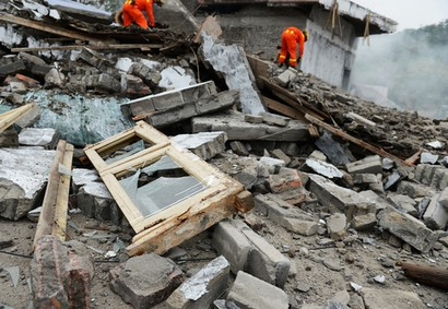 More Building Collapses Likely Due to Effects of Climate Change