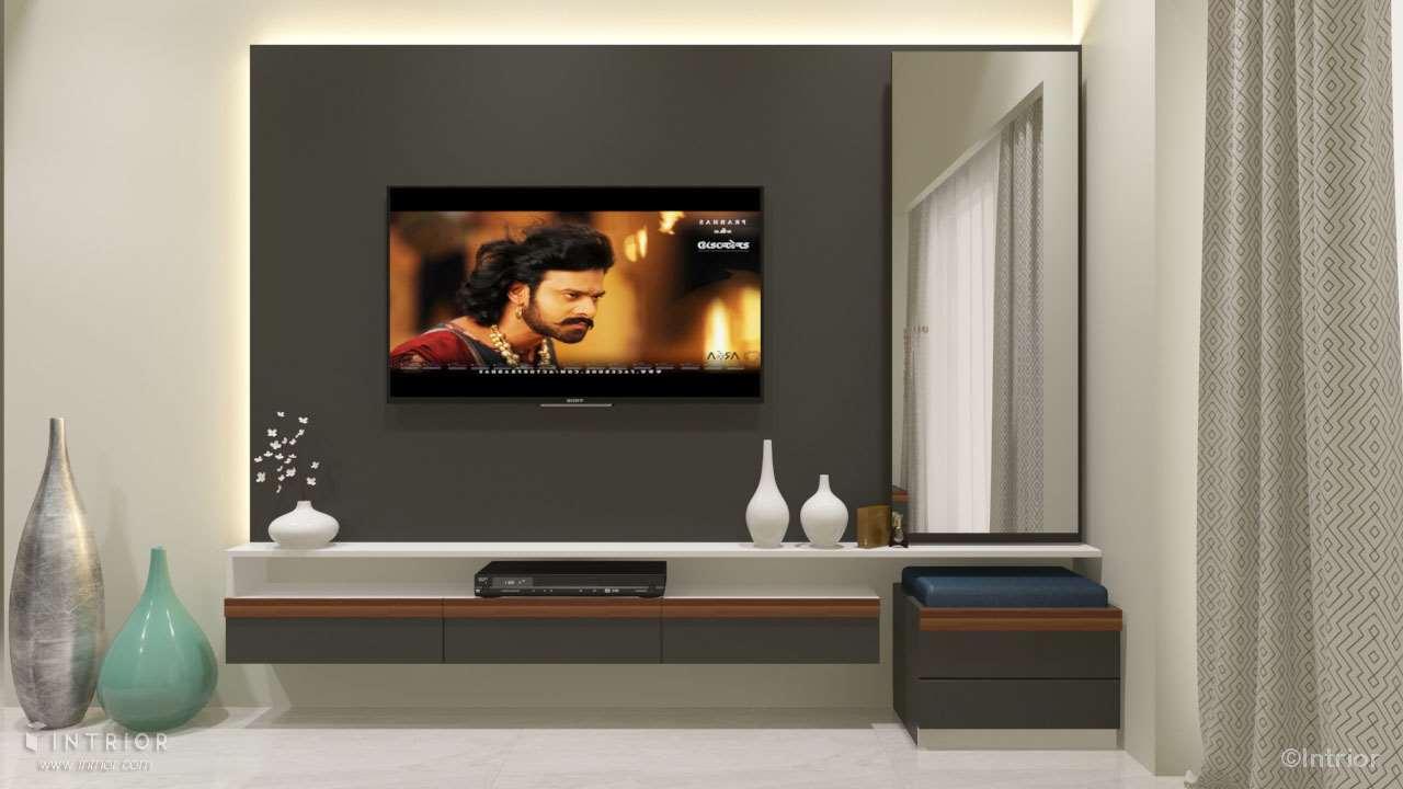 Master Bedroom - Tv Unit