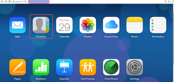 How to sync and backup your iPhone contacts with iCloud - Covve