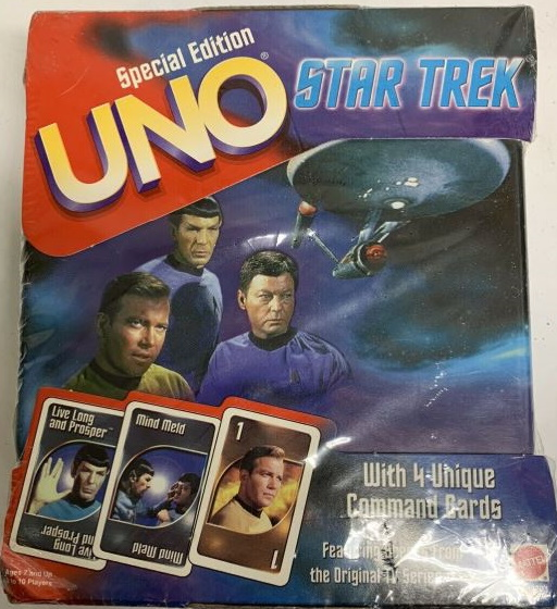 Star Trek Uno (Special Edition)