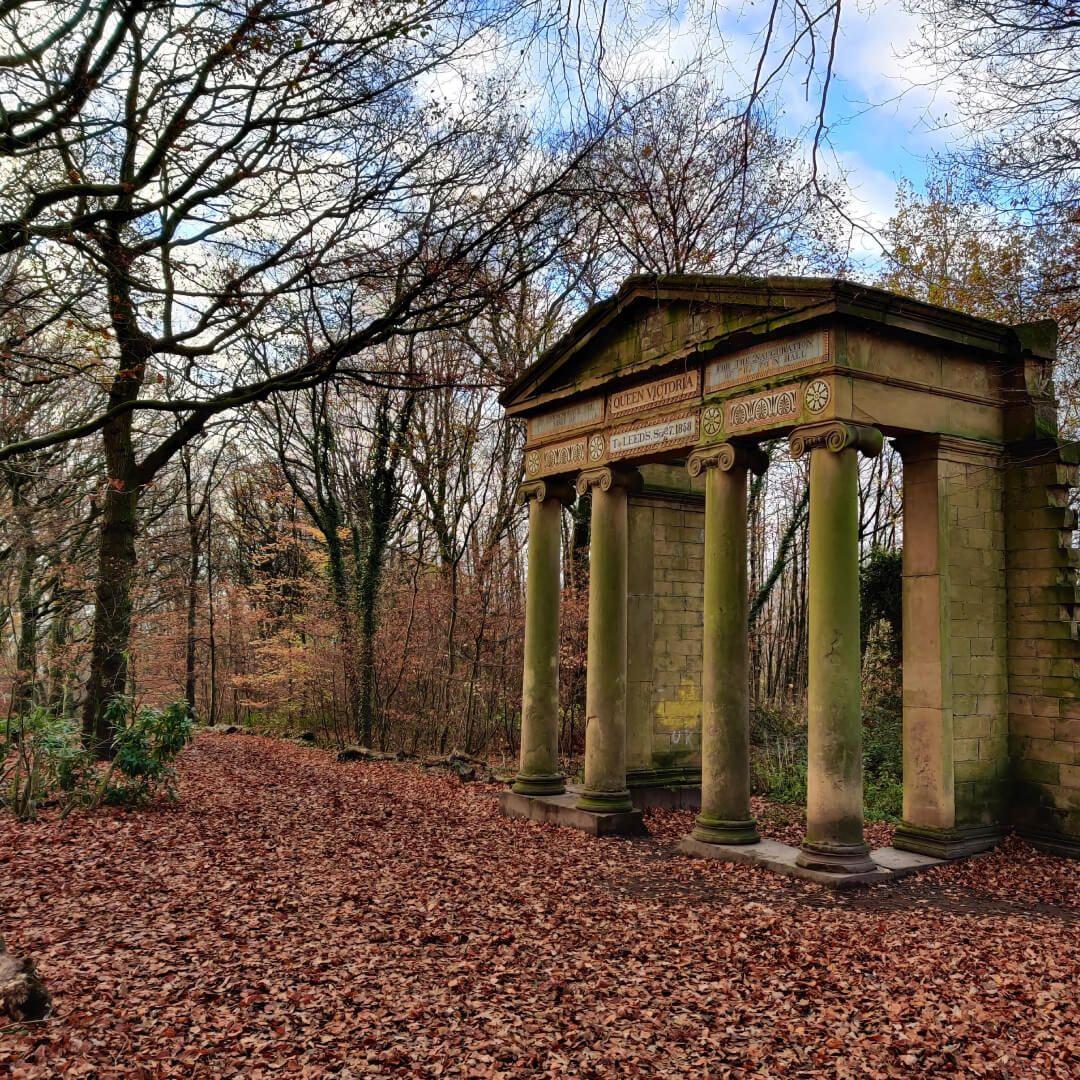 Beckett Park Victoria Arch